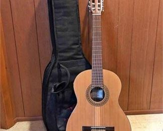 Cordoba Acoustic Guitar  with Gig Bag.
