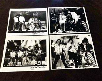 Janet Macoska-Jackson 5 Photograph Collection