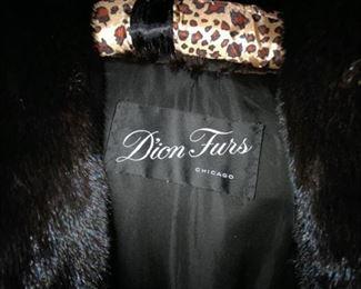 Dion furs Chicago fur coat
