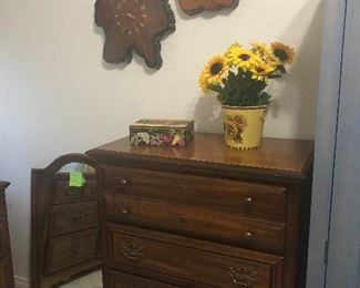 one of many small/medium chest of drawers