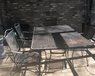 patio items