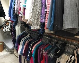 huge amount of quality mens and womens