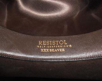 Resistol XXX Beaver