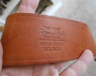 Pro-Line work belt #960