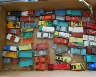 Most of these are Nessy car from the '50s