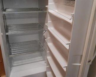Super clean freezer