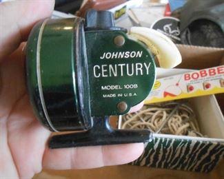 Johnson Century reel
