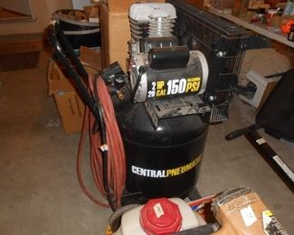 2 HP 150 PSI  Central Pneumatic