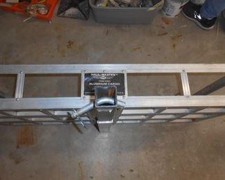Hall-master Aluminum Cargo rack