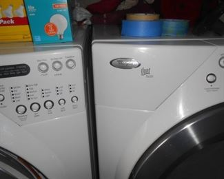 Washer/dryer made by Whirlpool