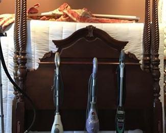 queen rice poster bed set