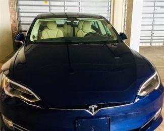 Tesla 2017 Model S 100D