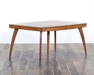Heywood Wakefield Extension Dining Table W Leaves