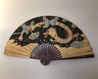 Giant Paper Fan