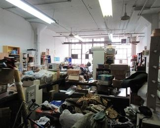 Huge Artist Warehouse Sale