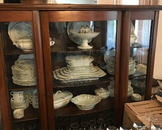 Display cabinet/china