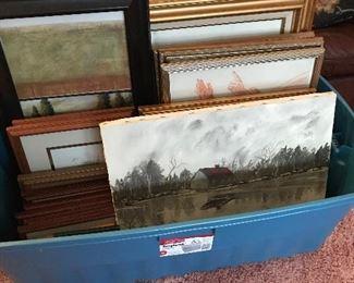 TONS of artwork