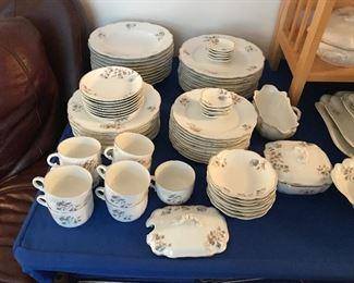 LARGE china set