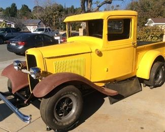 1932 Ford project truck