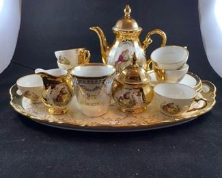 German Tea Set