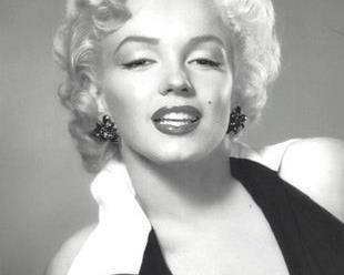 Marilyn Monroe original publication photo