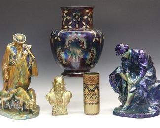 Zsolnay Pottery
