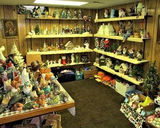 A full ceramic studio