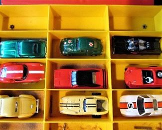 Aurora slot cars