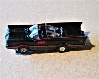 Rare Aurora Batmobile slot car!