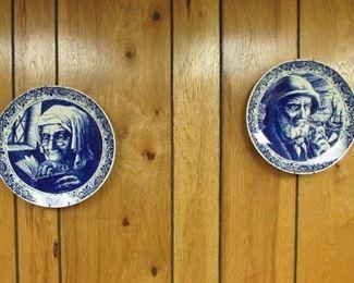 Delft Bosch Freres plates