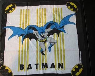Batman bandana