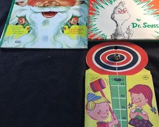 Vintage Books & TOYS