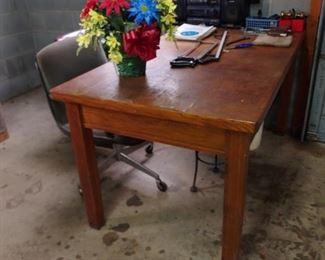 Beautiful old desk