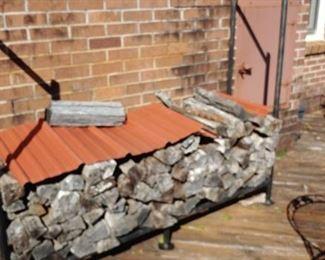 Rack for firewood