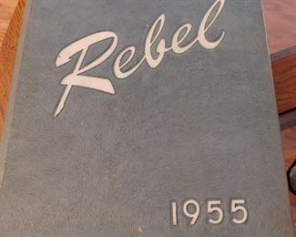 1955 R E Lee Rebel annual