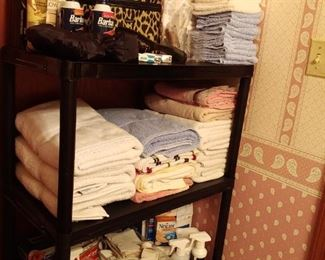 Great towels and other Linens
