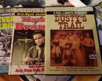 Classic DVDs