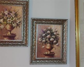 Very nice pictures and decor