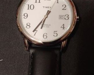 New Timex large face watch
