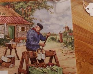 Holland tiles