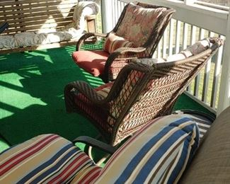 Outdoor furniture porch furniture