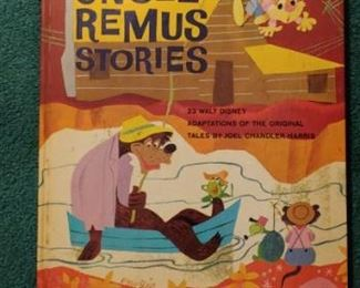 Beautiful large uncle Remus book