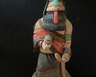 Hopi hand carved Katsina