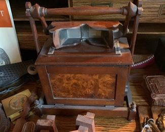 Rare antique stereo scope