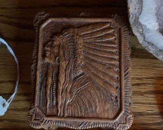 Collectibles with Native American themes
