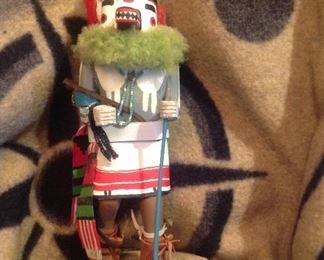 Hopi Antelope Katsina