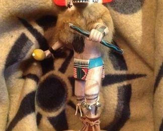 Badger Katsina, Hopi