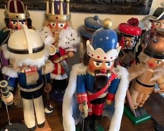 We have lots of Steinbach Nutcrackers, some with original box