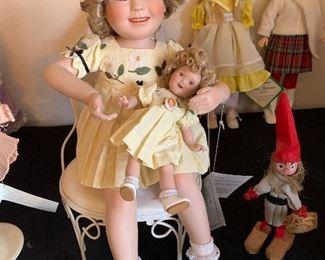Madame Alexander doll, ShirleyTemple