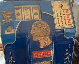 Jennings four star slot machine, circa 1930